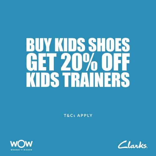Clarks Shoes Uxbridge